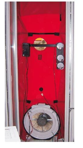 Blowwer-Door Messung